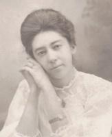 Cline, Lillian, 1908, 1911, cropped