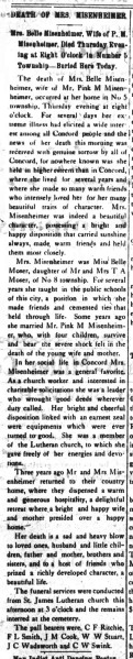 Moser, Belle death,The_Concord_Daily_Tribune_Fri__Oct_6__1905_
