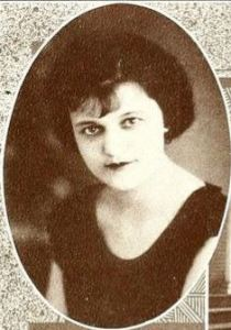 Rudisill, Mabel, Lenoir-Rhyne, 1924