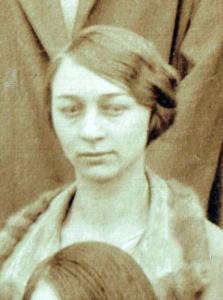 Blume, Mattie, 6 May 1926