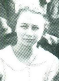 Blume, Mattie, c1923