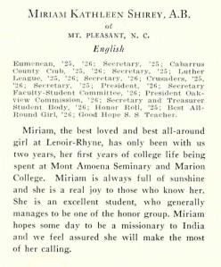 Shirey, Miriam Kathleen-3, c. 1926