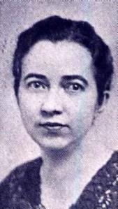 Hahn, Verna Mae, Landis, NC HS Advisor, 1937