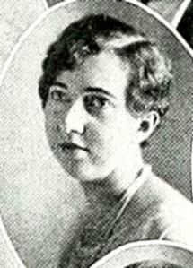 Hahn, Verna Mae, Lenoir Rhyne College sophomore, 1930
