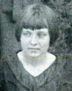 Mittenbuhler, Marjorie, 6 May 1926