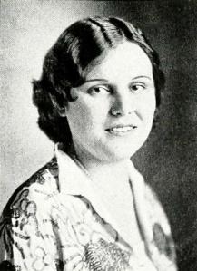Tucker, Alma, Lenoir Rhyne 1930-1