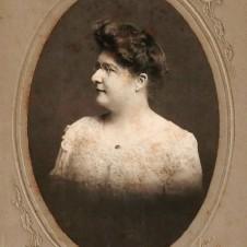 Erie Caldwell, 1904. Photo courtesy of Diana Rawlins.