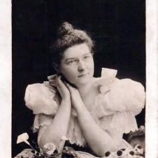 Erie Caldwell, 1907. Photo courtesy of Diana Rawlins.